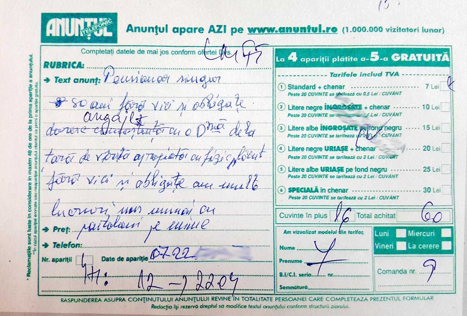 Doamna In Varsta Caut Baiat Tanar Debrecen Anunturi matrimoniale in deta, căutare